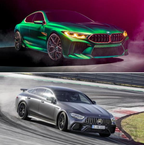 #GIMS: CAR WARS! Of The Four-door BRUTES, WHICH Gets YOUR Vote? BMW M8 Or AMG GT63 S?