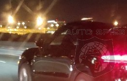 SPIED on the STREET! FIRST Picture Of REFRESHED Porsche Macan Nabbed On SoCal Freeway