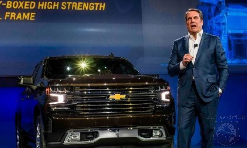 Is THIS Exactly Why GM Is Faltering? Promotes 35-year Veteran To President
