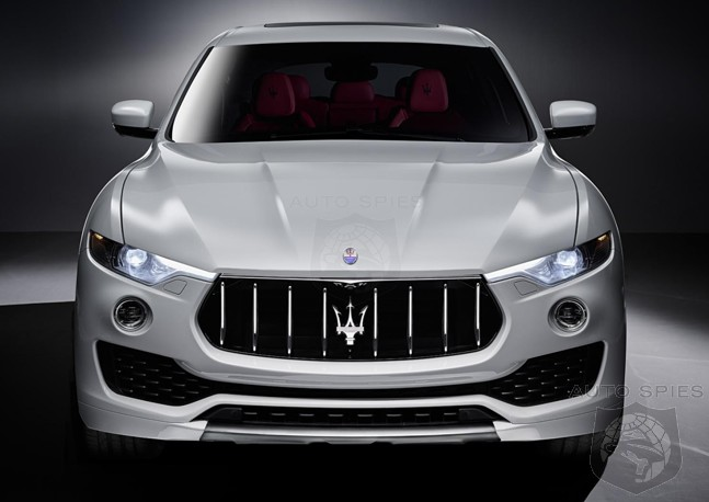 #NYIAS: OFFICIAL! Pricing For The All-New 2017 Maserati Levante And Levante S Announced