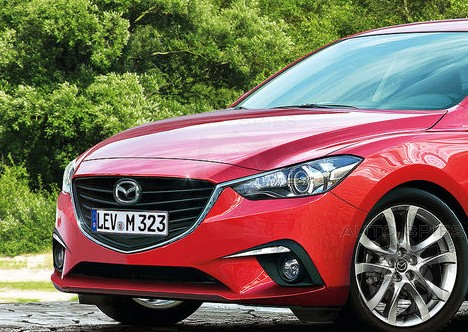 RENDERED SPECULATION: Is Mazda Up To Some Good With New Vehicle In Its Pipeline?