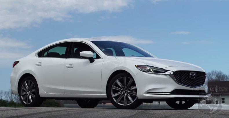 DRIVEN + VIDEO: So, The Mazda 6 Is Good Looking And All Around Great — Why Don't They Sell MORE?