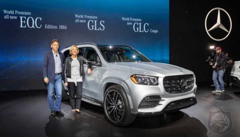 Mercedes-Benz Pulls OUT Of The 2020 New York Auto Show — Who's Next?