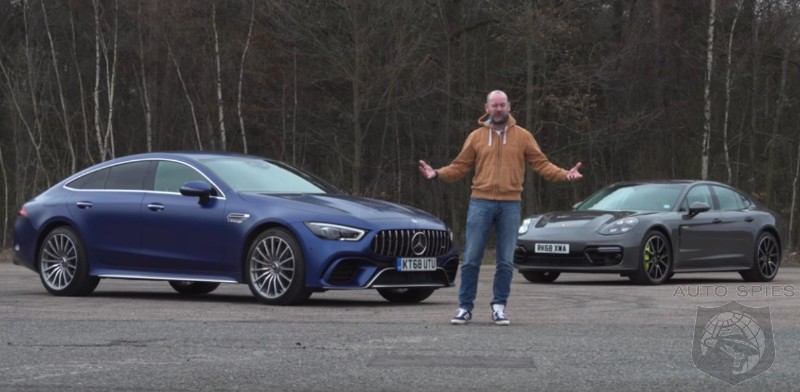 CAR WARS! WHICH High-performance Four-door Coupe Wins? The Mercedes-AMG GT63 vs. Porsche Panamera Turbo S