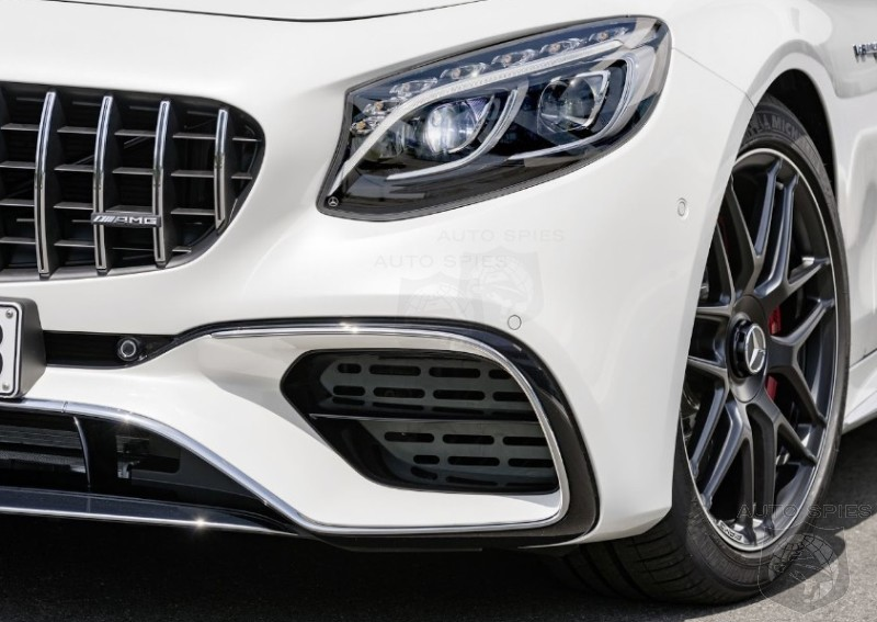 #IAA: PICTURES GALORE Of Mercedes-AMG's 600+ Horsepower S63 And S65 Coupe And Convertibles