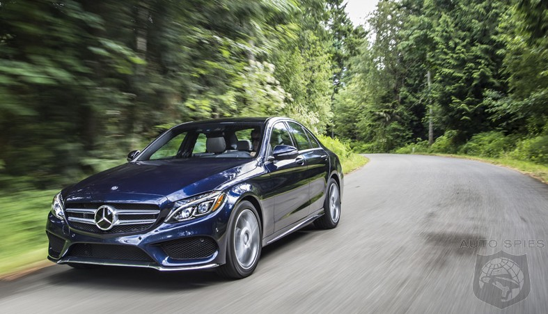 REVIEW: Has The All-New Benchmark Arrived? The 2015 Mercedes-Benz C-Class Makes Its Presence KNOWN