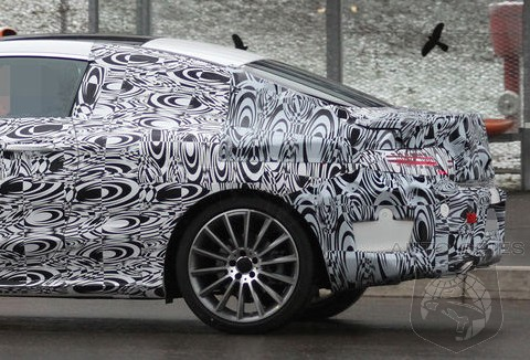 SPIED: Mercedes-Benz's All-New C-Class COUPE Gets EXPOSED For The FIRST Time — All-New Spy Shots!