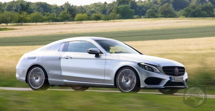FIRST Impressions Of The All-New Mercedes-Benz C-Class Coupe — You May Want To Wait On This One To Debut