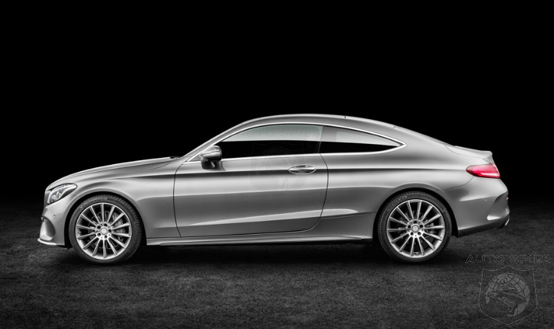 OFFICIAL: Mercedes-Benz Drops The Details On The All-New C300 COUPE — Does It Meet YOUR Expectations?