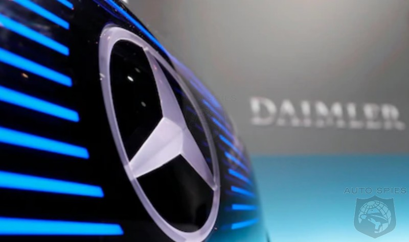 Dieselgate 2.0? Daimler Set To Get HIT With A $1 BILLION Fine For Emissions Cheating Software