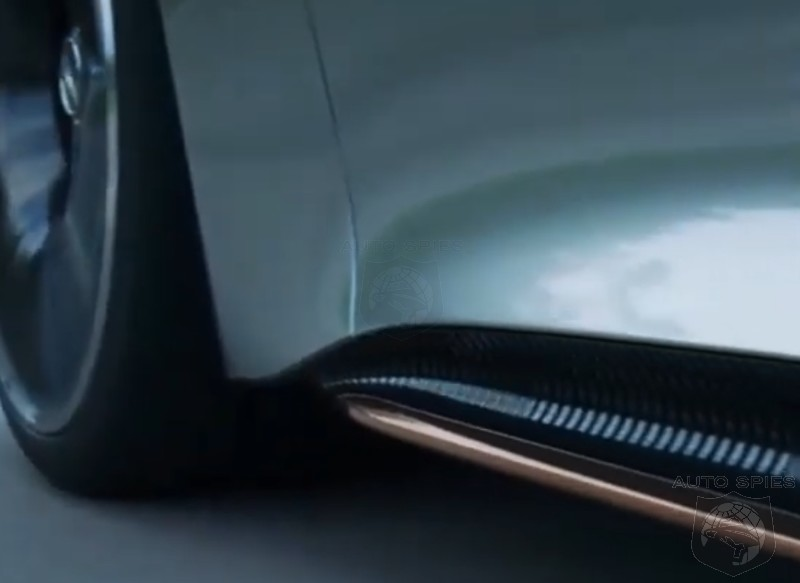 #IAA: TEASED! Mercedes-Benz Gives Us Just A TASTE Of Its All-new Flagship EV, The EQS