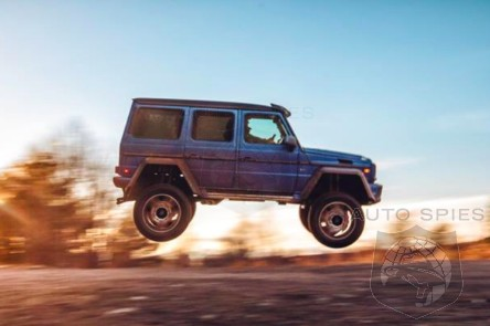 AWESOME or AWFUL? Is This BUFF Book Story About The Mercedes-Benz G550 4x4 Squared USEFUL or USELESS?
