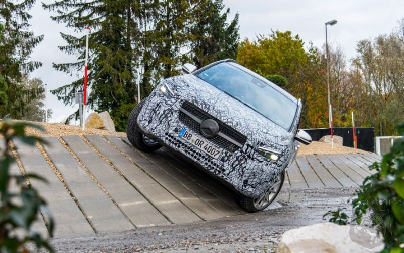 So, What's The Next-gen Mercedes-Benz GLA REALLY Like? FIRST Ride Detailed HERE...
