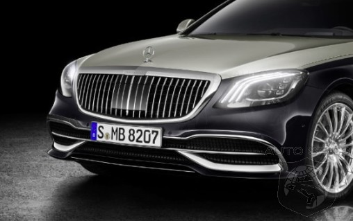 #GIMS: STUD or DUD? Does The All-new Front Grille On The Mercedes-Maybach S-Class Look DOPE or NOPE?