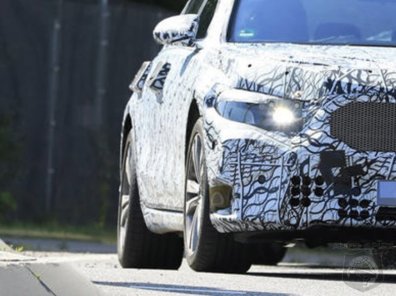 SPIED + DETAILS: Next-gen Mercedes-Benz S-Class + EQ S Plan To Retain The Large Luxury Sedan Class Crown