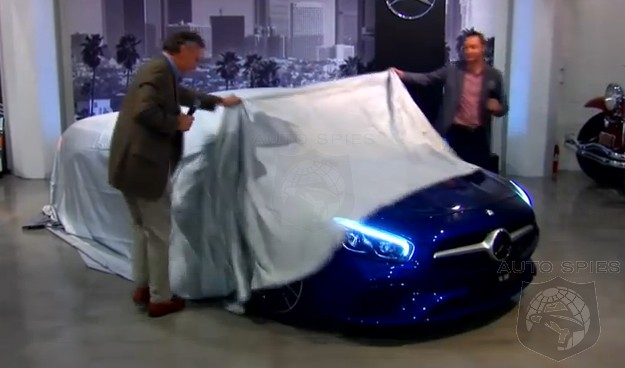 VIDEO: What Do YOU Make Of Mercedes-Benz's TWO #LAAS2015 REFRESHED Debuts In The New SL And GLS?
