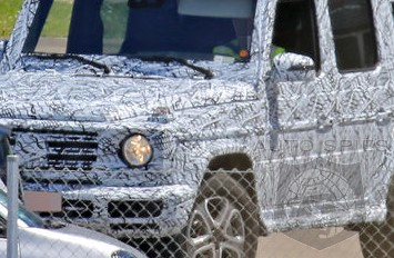SPIED: Mercedes-Benz's G-Wagon Isn't Gone JUST YET — Refreshed G On The Way?