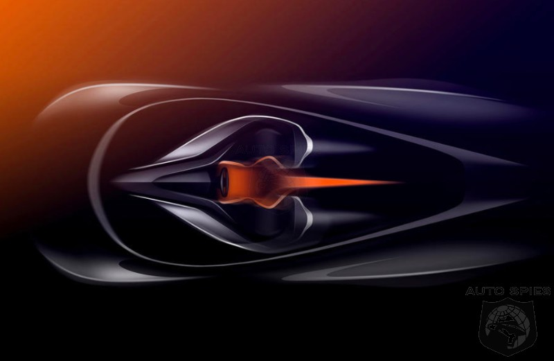 TEASED! New Images And DETAILS Surface About McLaren's F1 Successor, BP23