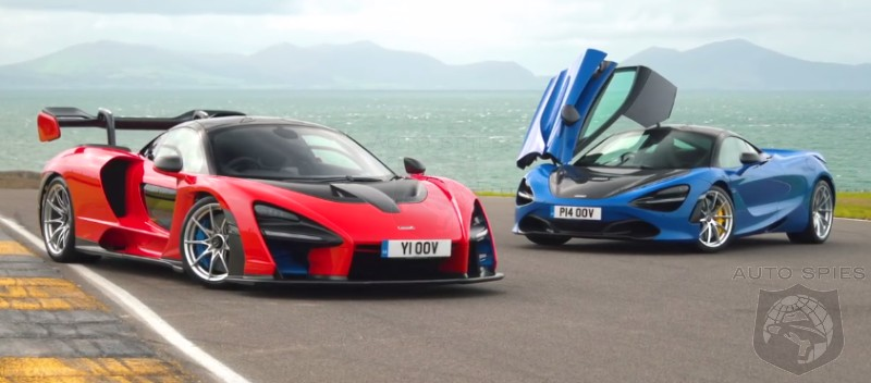 DRIVEN + VIDEO: So, Is The All-new, Hardcore McLaren Senna REALLY That MUCH Better Than The 720S?