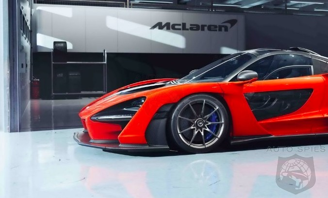 In Terms Of Design ALONE, Did McLaren BLOW IT With The All-new Senna? Weigh In!
