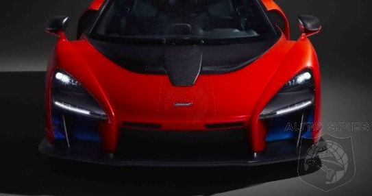 McLaren Unveils Its Latest, Track-focused Supercar — Named After An F1 Legend, It Has A Lot To Live Up To