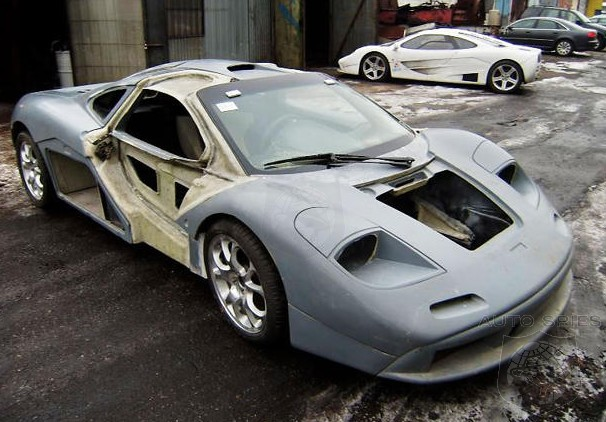 VIDEO: The Difference Between A GOOD McLaren F1 Replica And A Not-So-Good One