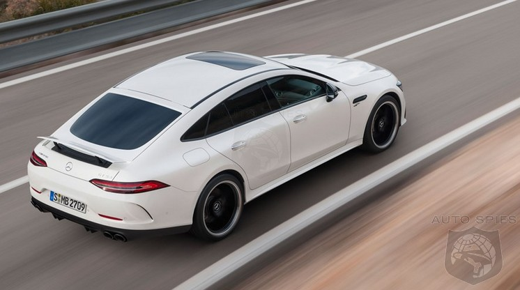 IF The Reports Are To Be Believed, The All-new Mercedes-AMG GT 4-door Will Be The Super Sedan You Want...