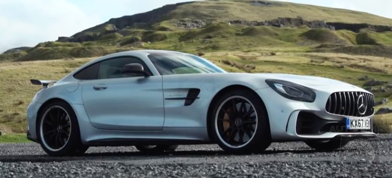 DRIVEN + VIDEO: Does The All-new Mercedes-AMG GT R Actually Stand A Chance Against The Porsche 911 GT3?