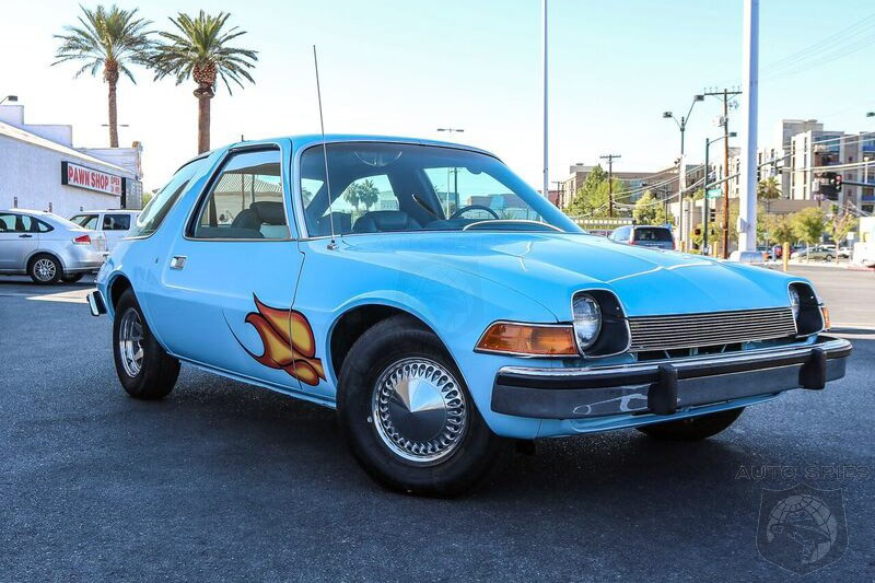 SCHWING! Wayne's World's Mirth Mobile Goes Up On The Auction Block — And, Pawn Stars, Was Involved