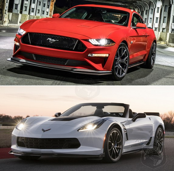 CAR WARS! V8 Engine Head-to-Head: Which Motor Would You Rather? Mustang GT 5.0L OR Corvette Grand Sport 6.2L?