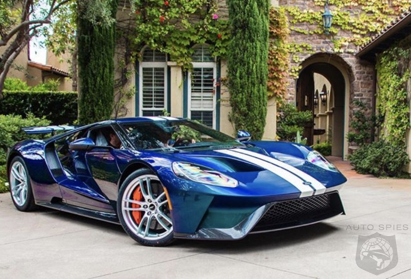 VIDEO: Is THIS One-of-a-kind, Mystichrome Ford GT Cool Enough To Justify Its $100K Paint Job?