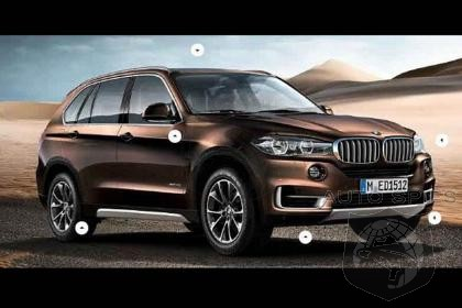 NEW Details And Speculation Bubble Up To The Surface Surrounding The All-New BMW X5