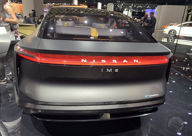 #NAIAS: We Bet You Will NOT See Pics Like THESE Of The Nissan IMs Concept From Detroit