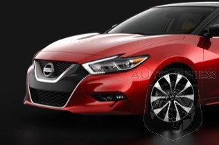 OFFICIAL: Nissan Gives Us A BETTER Look At The 2016 Maxima That Was MISSED During Its Super Bowl Spot