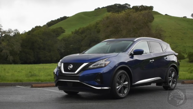 DRIVEN + VIDEO: So, How Does The 2019 Nissan Murano STACK UP Against The Competition?