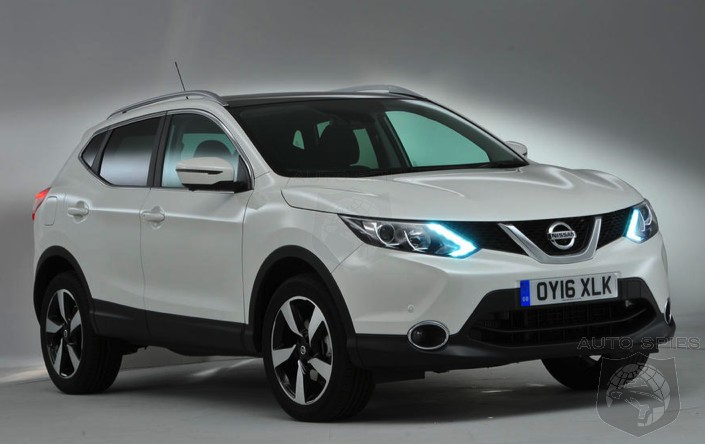 #NAIAS: RUMOR! Nissan Said To Be Importing Qashqai For 2018 MY, Set For DETROIT Debut