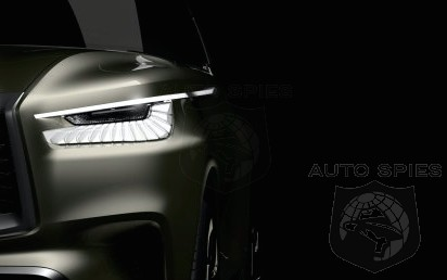 #NYIAS: TEASED! Infiniti Lets Us Have A Glimpse Of Its All-New Concept, The QX80 Monograph