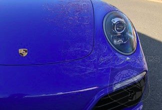 WHICH Blue HUE Is This? Rare Porsche Color SPIED On The STREET — Can You Successfully Name It?