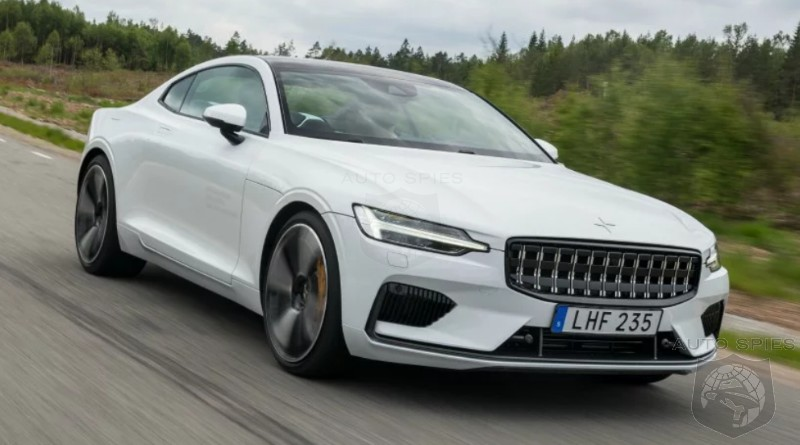 DRIVEN + VIDEO: Is It Me Or Does The All-new Polestar 1 OVER Promise And UNDER Deliver?