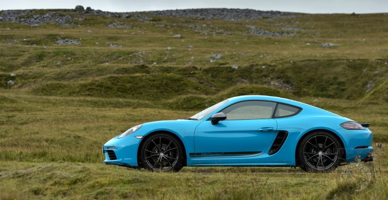 DRIVEN: Does The All-new Porsche 718 Cayman T Even Make Sense? We're Not So Sure...