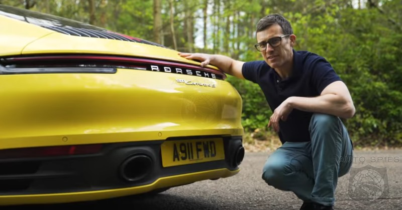 DRIVEN + VIDEO: EVERYTHING You Want To Know About The All-new Porsche 911 (992) Carrera 4S