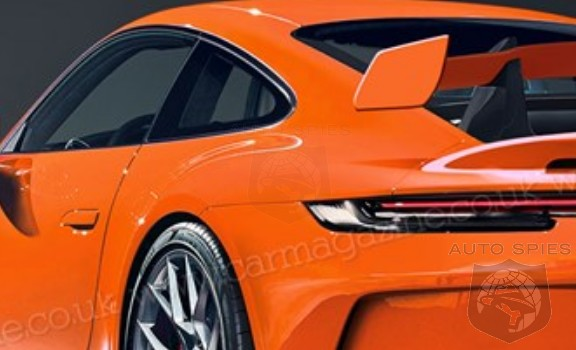 RENDERED SPECULATION: IF THIS Is What The Next-gen Porsche 911 GT3 Looks Like, Are YOU Putting One In Your Driveway?