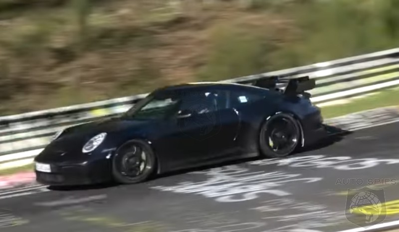 SPIED + VIDEO: Porsche's Next-gen GT3 Caught Making Moves Around The Nürburgring