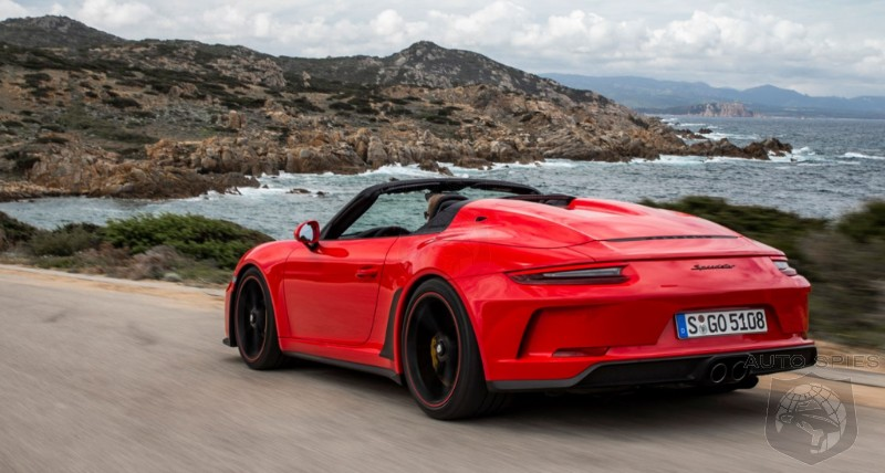 DRIVEN: So, Is The All-new Porsche 911 (991) Speedster Really WORTH All The Hype — Yes, Actually...