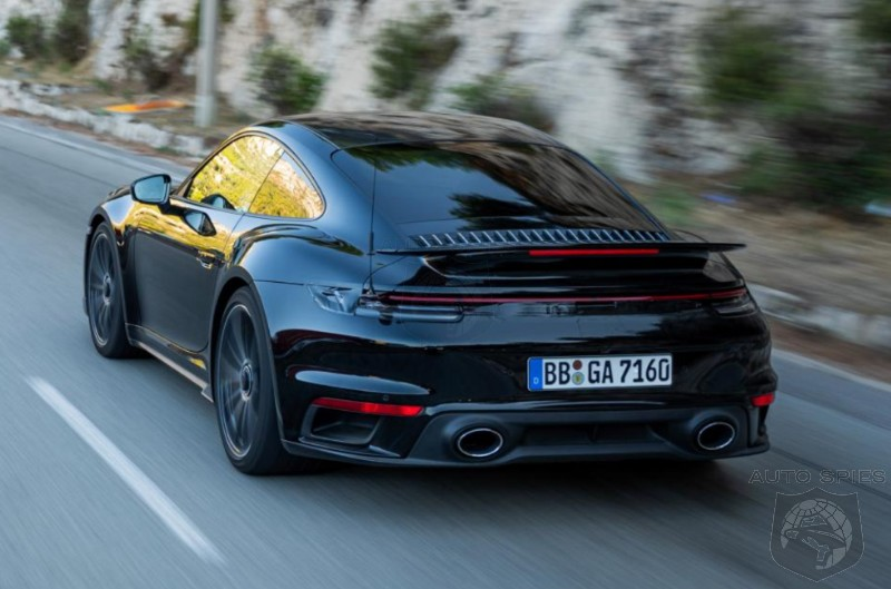 So, What's The All-new Porsche 911 (992) Turbo REALLY Like? FIRST Ridealong Detailed HERE...
