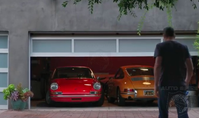 VIDEO: What's An Early Morning, Sunday Drive Like In LA In A 1969 Porsche 911 T
