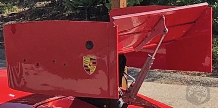SPIED: Is THIS The Most Hideous Porsche Of ALL TIME?