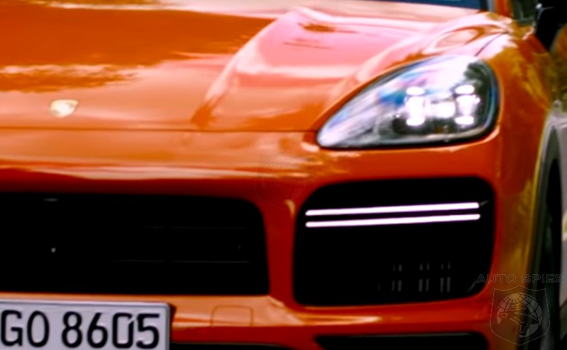 DRIVEN + VIDEO: Is Porsche's All-new Cayenne Coupe Going To Be The Latest MUST HAVE SUV?