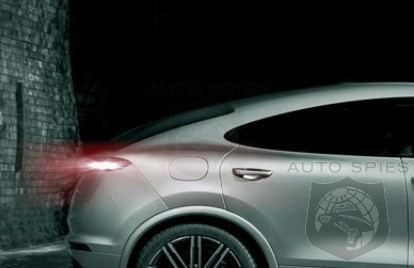 RENDERED SPECULATION: Porsche Considering Building A Cayenne That Squares Up Against The X6