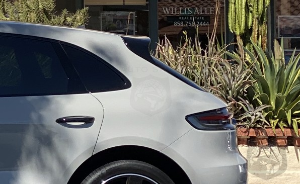 STUD or DUD? Do YOU Think The Refreshed Porsche Macan Works In CHALK?